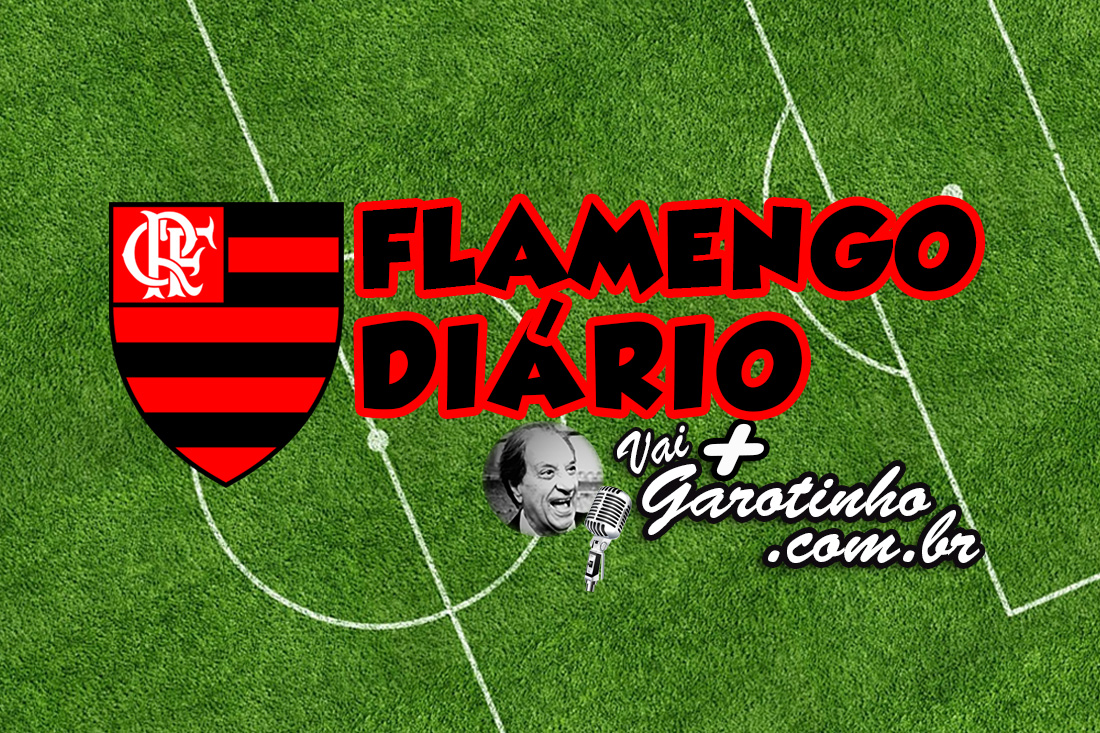 Diário do Flamengo - Vai mais Garotinho eab811c35c1bb