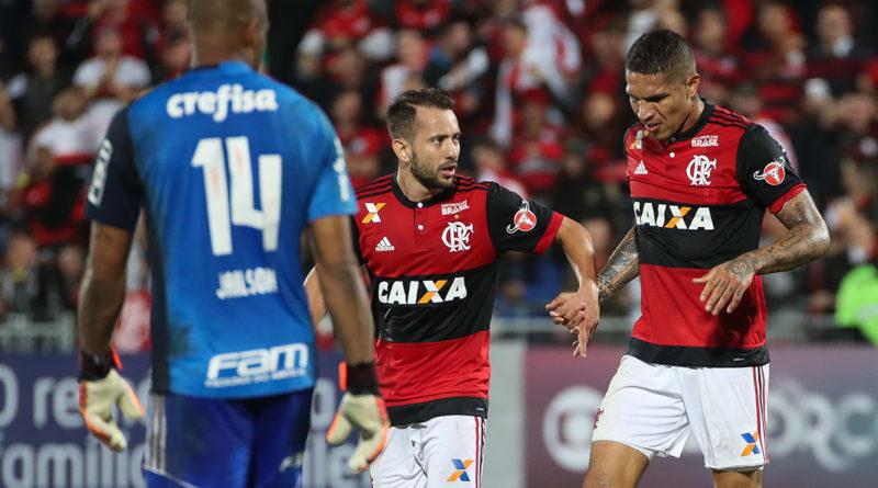 Flamengo x Palmeiras – 19/07/2017