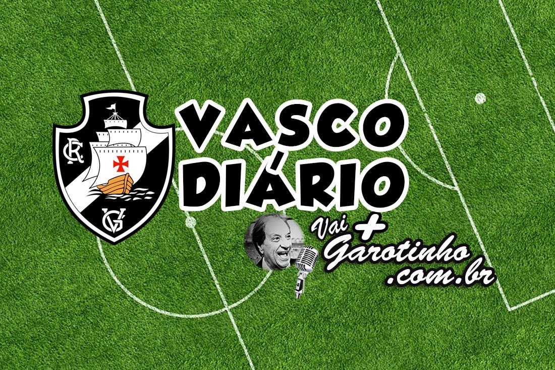 3ea8bed463 Diário do Vasco - Vai mais Garotinho