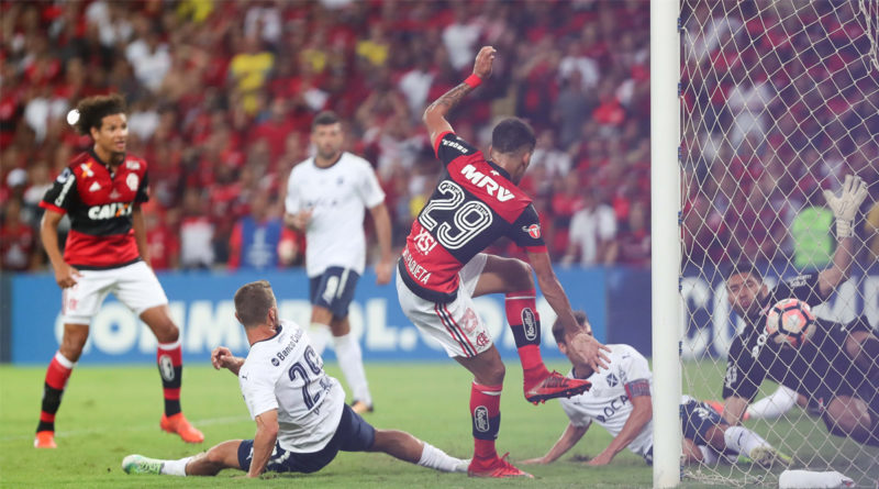 Flamengo 1 x 1 Independiente