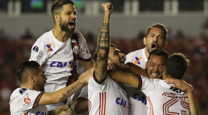 Independiente 2 x 1 Flamengo