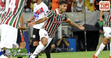 Fluminense 3 x 0 Naciona Potosí