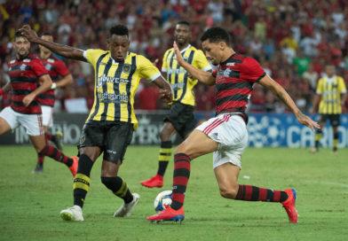 Flamengo tem gol mal anulado e fica apenas no empate com o Volta Redonda no Maracanã