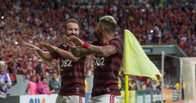 Veja os gols da vitória do Flamengo sobre o CSA com a minha narração
