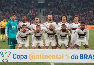 Veja os gols do empate entre Flamengo e Athletico Paranaense com a minha narração pela Rádio Tupi