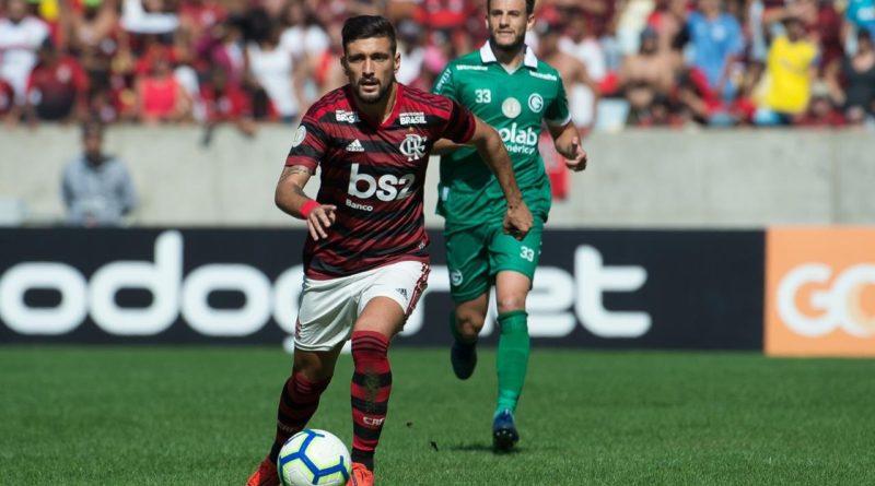 Veja a minha análise sobre a goleada do Flamengo diante do Goiás pelo Brasileirão